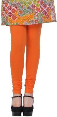 Umesh Fashions Women's Orange Leggings