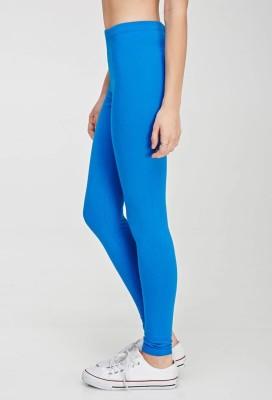 Nuva Women's Blue Leggings
