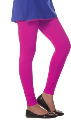 Delizia Women's Pink Leggings
