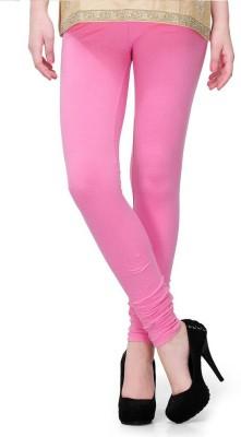 Fadattire Women's Pink Leggings
