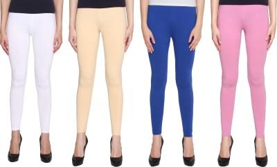 Valentine Women's Multicolor Leggings