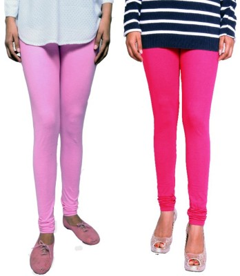 Tanunni Women's Pink, Pink Leggings