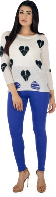 Legrisa Fashion Women's Dark Blue Leggings