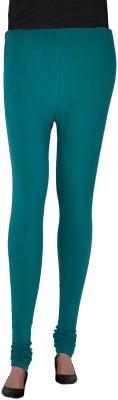 Kahana Women's Green Leggings