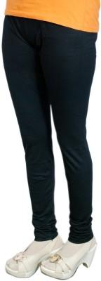 Radhika Garments Women's Black Leggings