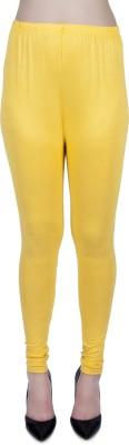 Antilia Femme Women's Yellow Leggings