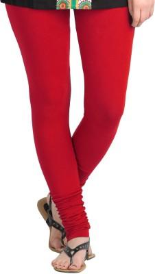 Belinda Women's Red Leggings
