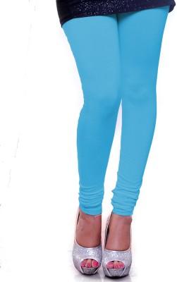 OrganicO Women's Light Blue Leggings