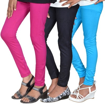 Shikha Women's Multicolor Leggings