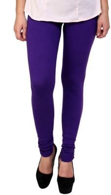 Lakos Women's Purple Leggings