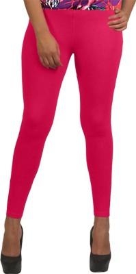 NGT Women's Pink Leggings at flipkart