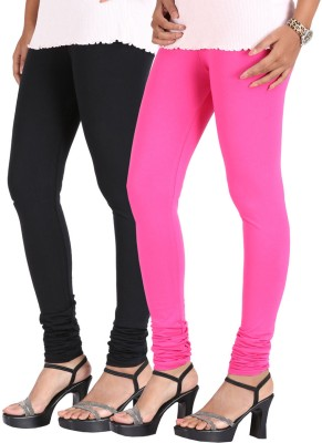 Greenwich Women,s Black, Pink Leggings