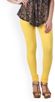 Shree Ji Enterprises Women's Yellow Leggings