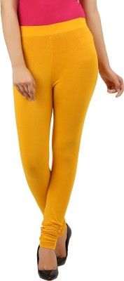 New Darling Women's Gold Leggings