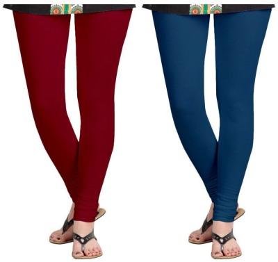 Roshni Creations Women,s Purple, Red Leggings