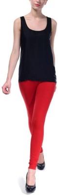 Boosah Women's Red Leggings