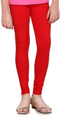 Tushiyyah Women's Red Leggings