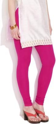 Vita Elegante Women's Pink Leggings