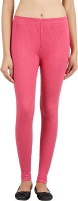 Notyetbyus Women's Pink Leggings