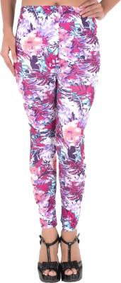 Elegante Women's Pink Leggings