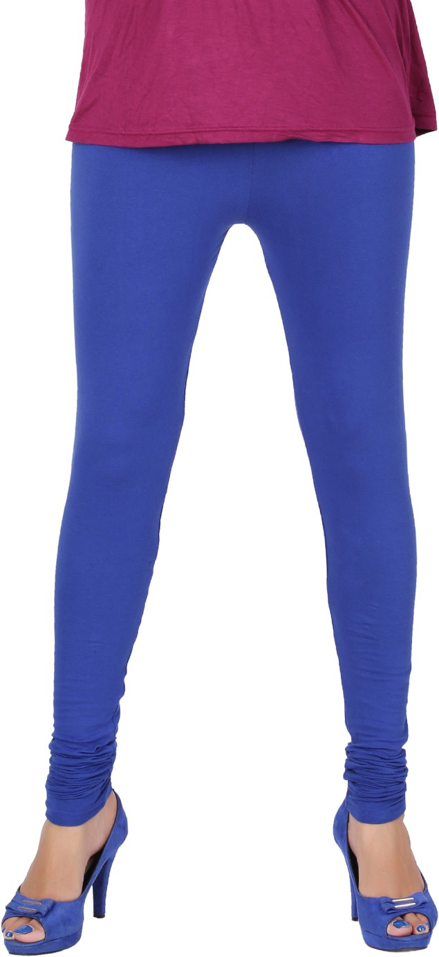 JJ Womens Blue Leggings