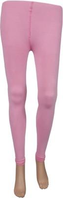 Stylefunia Women's Pink Leggings
