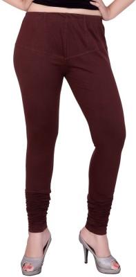 FCK-3 Women's Brown Leggings