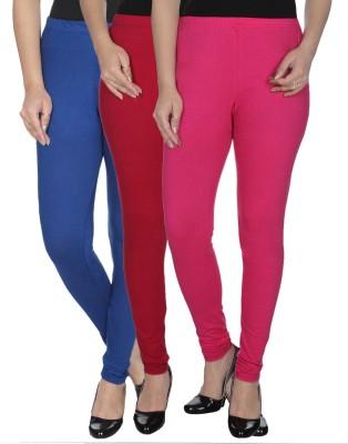 Honeybum Women's Multicolor Leggings