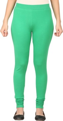 TECOT Women's Green Leggings