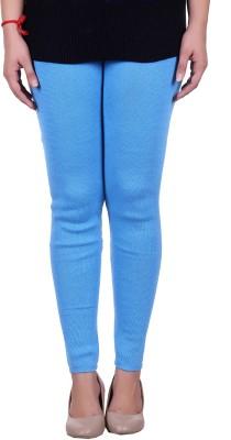Sellsy Women's Blue Leggings