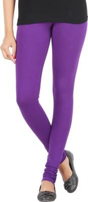 Elance Women's Purple Leggings