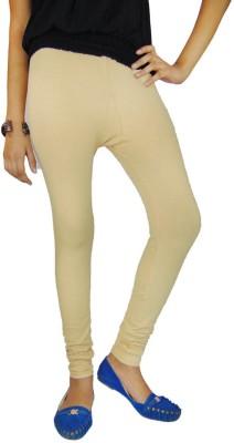 B VOS Women's Yellow Leggings