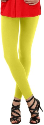 La Pezza Women's Yellow Leggings