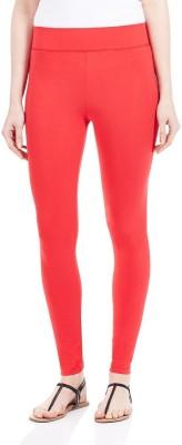 Covo Women's Red Leggings