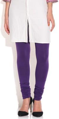 NOVA TRENDZZ Women's Purple Leggings