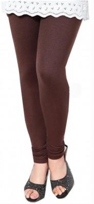 Vrshoppers Women's Brown Leggings