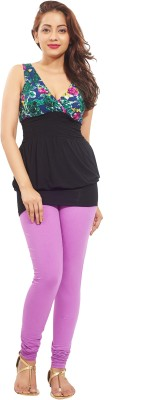 Minu Suits Women's Purple Leggings