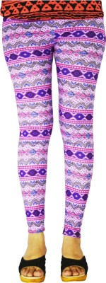 RSR Life Style Women's Multicolor Jeggings