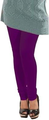 Dollar Missy Women's Purple Leggings