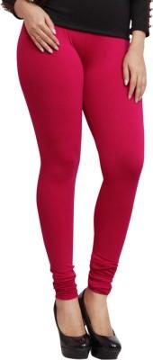 Lequeens Women's Pink Leggings