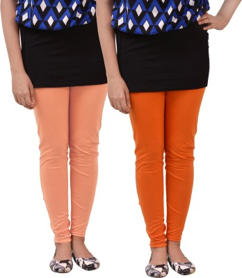 carrol Women's Orange Leggings