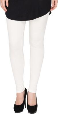 Rann Women's White Leggings