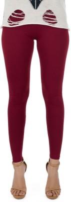 Legrisa Fashion Women's Red Leggings