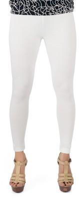 Legrisa Fashion Women's White Leggings