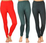 SLS Women's Red, Dark Green, Dark Green ...
