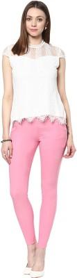 Zea-Al Women's Pink Jeggings