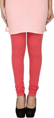 Fizzaro Women's Red Leggings
