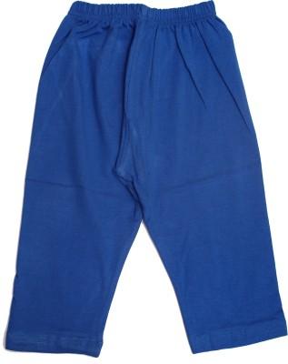 Babeezworld Girl's Blue Leggings
