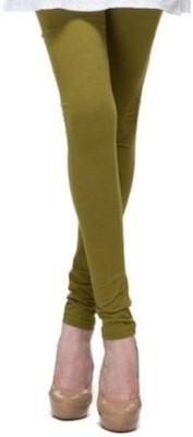 INKINC Women's Green Leggings