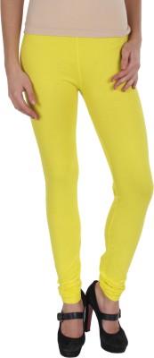 Kamaira Women's Yellow Leggings